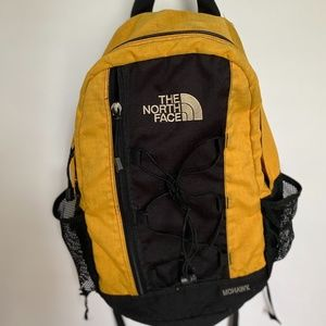 North Face | Vintage 90's Backpack | Yellow 💛🎒💛